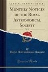 Royal Astronomical Society - Monthly Notices of the Royal Astronomical Society, Vol. 42 (Classic Reprint)