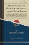 Unknown Author - The Principles of Mechanics as Applied to the Solar System