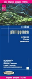 Reise Know-How Verlag Peter Rump, Reise Know-How Verlag - Reise Know-How Landkarte Philippinen (1:1.200.000). Philippines / Filipinas