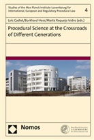 Loïc Cadiet, Burkhar Hess, Burkhard Hess, Marta Requejo Isidro - Procedural Science at the Crossroads of Different Generations