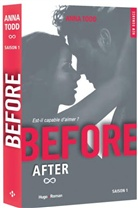 Anna Todd - After, Volume 6, Before. Volume 1