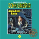 Jason Dark, Diverse - John Sinclair Tonstudio Braun - Asmodinas Reich. .2, 1 Audio-CD (Audio book)