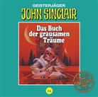 Jason Dark, Diverse - John Sinclair Tonstudio Braun - Das Buch der grausamen Träume, 1 Audio-CD (Audio book)