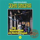 Jason Dark, Diverse - John Sinclair Tonstudio Braun - Der Sensenmann als Hochzeitsgast, 1 Audio-CD (Audio book)