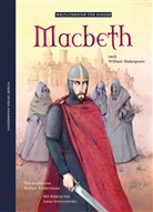 Barbara Kindermann, Anna Severynovska, William Shakespeare, Anna Severynovska - Macbeth
