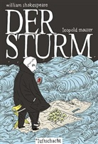 Leopold Maurer, William Shakespeare, Claus Peymann, Vera Sturm - Der Sturm