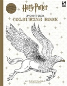 Warner Brothers, Joanne K Rowling, Warner Bros, Warner Brothers - Harry Potter Poster Colouring Book