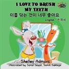 Shelley Admont, Kidkiddos Books, S. A. Publishing - I Love to Brush My Teeth
