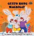 Shelley Admont, S. A. Publishing - Gusto Kong Magbigay