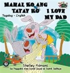 Shelley Admont, Kidkiddos Books, S. A. Publishing - Mahal Ko ang Tatay Ko I Love My Dad