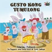 Shelley Admont, Kidkiddos Books, S. A. Publishing - Gusto Kong Tumulong - I Love to Help (Tagalog Edition)