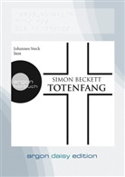 Simon Beckett, Johannes Steck - Totenfang, 1 MP3-CD (DAISY Edition) (Hörbuch)