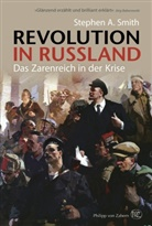 Stephen Smith, Stephen A. Smith, Michael Haupt - Revolution in Russland