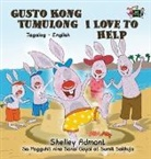 Shelley Admont, Kidkiddos Books, S. A. Publishing - I Love to Help