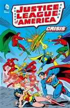 Kur Busiek, Gerr Conway, Gerry Conway, Chuck Patton, Roy u a Thomas, Chuck Patton - Justice League of America: Crisis - 1983-1985