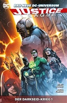 Geoff Johns - Justice League - Der Darkseid-Krieg. Bd.1