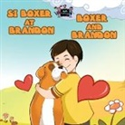 Kidkiddos Books, Inna Nusinsky, S. A. Publishing - Si Boxer at Brandon Boxer and Brandon