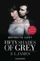 E L James - Fifty Shades of Grey - Befreite Lust, Film-Tie-in