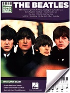 The Beatles, The Beatles - Super Easy Songbook, for piano/Keyboard/organ