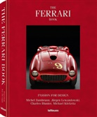 Blunier, Charles Blunier, Michael Köckritz, Lewandowski, Jürgen Lewandowski, Zumbrunn... - The Ferrari Book - Passion for Design