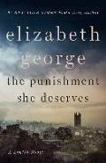 Elizabeth George - The Punishment She Deserves - A Lynley Novel
