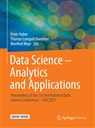 Peter Haber, Thomas Lampoltshammer, Manfred Mayr - Data Science - Analytics and Applications, m. 1 Buch, m. 1 E-Book