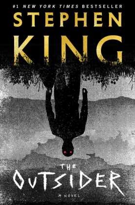 Stephen King - The Outsider - On sale date: 22.May 2018