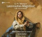 Georg Philipp Telemann - Lateinisches Magnificat, 1 Audio-CD (Audio book)