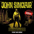 Jason Dark, Alexandra Lange, Dietmar Wunder - John Sinclair - Deadwood, 2 Audio-CDs (Audio book)