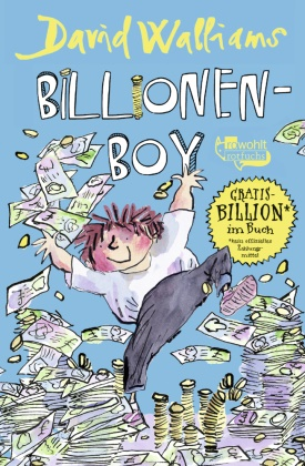 David Walliams, Tony Ross - Billionen-Boy