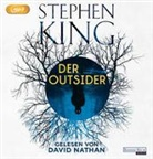 Stephen King, David Nathan - Der Outsider, MP3-CDs (Hörbuch)