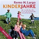 Remo H. Largo, Helge Heynold - Kinderjahre, 2 Audio-CDs, MP3 Format (Hörbuch)