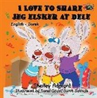 Shelley Admont, S. A. Publishing - I Love to Share Jeg elsker at dele