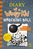 Jeff Kinney - Wrecking Ball