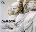 Marc-Antoine Charpentier - Vepres pour Saint Louis, 1 Audio-CD (Audio book)