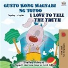 Shelley Admont, Kidkiddos Books - Gusto Kong Magsabi Ng Totoo I Love to Tell the Truth