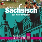 Eva Bendixen, Eva M Bendixen, Eva-Maria Bendixen, Klaus Werner - Sächsisch, 1 Audio-CD (Audio book)