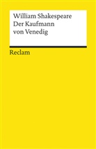 William Shakespeare, Dietric Klose, Dietrich Klose - Der Kaufmann von Venedig