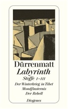 Friedrich Dürrenmatt - Labyrinth