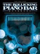 Not Available (NA), Hal Leonard Corp, Hal Leonard Publishing Corporation - THE ROLLICKING PIANO BAR SONGBOOK PIANO, VOIX, GUITARE