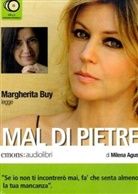 Milena Agus, Margherita Buy - Mal di Pietre, 2 Audio-CDs. Frau im Mond, 3 Audio-CDs, italienische Version (Hörbuch)