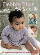 Debbie Bliss - Debbie Bliss Baby and Toddler Knits