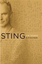 Sting, Gordon Matthew Sumner - Die Songs