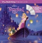 Disney Book Group, Alan Menken, Not Available (NA), Glenn Slater, Disney Storybook Art Team, Disney Press - Tangled Read-Along Storybook and CD