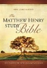 Not Available, Hendrickson Publishers - Matthew Henry Study Bible