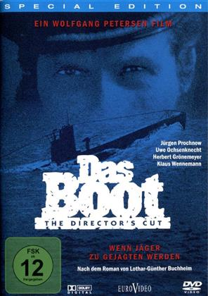Das Boot (1981) (Director's Cut, Special Edition)