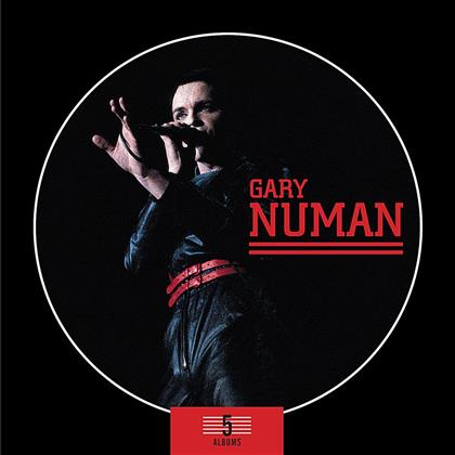 Gary Numan - Box Set (5 CDs)