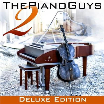The Piano Guys - Piano Guys 2 (Limited Edition, CD + DVD)