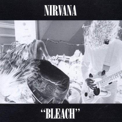 Nirvana - Bleach (Remastered, LP)