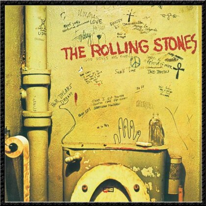The Rolling Stones - Beggars Banquet (Remastered, LP)